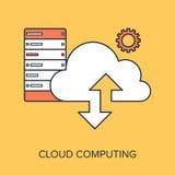 облако 2010 вычисляя smau Майкрософта Стоковая Фотография RF