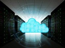 облако 2010 вычисляя smau Майкрософта Стоковые Изображения RF