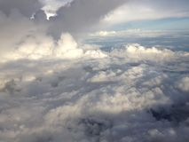 Облако земли Стоковое Фото