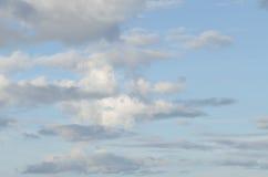Облако и небо Стоковые Фото