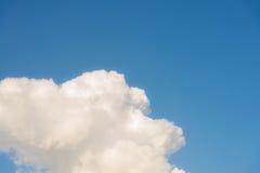 Облако и небо Стоковые Фотографии RF