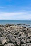 Облако моря и неба Стоковая Фотография RF