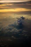 Облако на небе Стоковое Фото