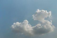 Облако на небе Стоковые Фото