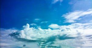 облако неба Стоковые Изображения