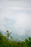 Облако нижнего яруса, Черногория Стоковое Изображение RF