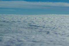 Облако от выше Стоковое Изображение