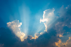 Облако рая Стоковые Фотографии RF