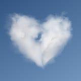Облако сердца Стоковая Фотография RF