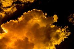 Облако смога Стоковые Изображения RF