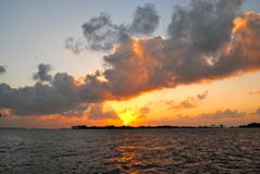 Облако смычка Стоковое Изображение RF