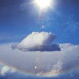 Облако души Стоковые Фото
