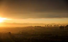Облако, фарфор Пекин Стоковые Изображения RF