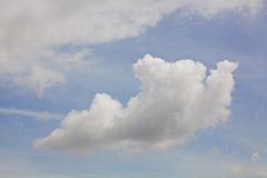 Облако Стоковая Фотография