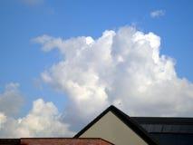 Облако Стоковые Изображения RF