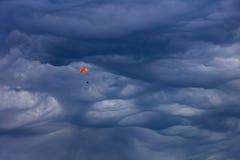 Облако Mammatus Стоковые Фотографии RF