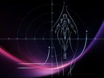 Области геометрии Стоковое фото RF