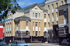 Областной суд Vologda Стоковые Изображения
