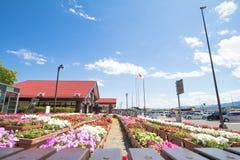 Область уверенного радиоприема Azusagawa стоковые фотографии rf