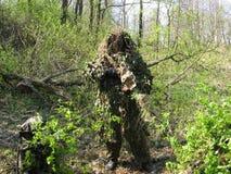 Облачения снайпера Стоковые Изображения RF