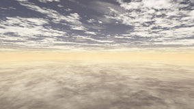 Облачное небо 4 Бесплатная Иллюстрация