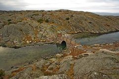 Облицуйте мост Стоковое Изображение RF