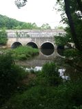 Облицуйте мост Стоковые Изображения RF