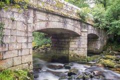 Облицуйте мост Стоковая Фотография RF