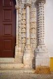 Облицуйте carvings Стоковая Фотография