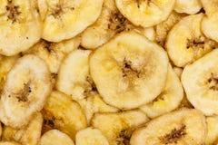 Обломоки банана для предпосылки Стоковые Фотографии RF