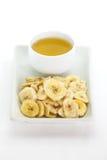 Обломоки банана Стоковое Изображение RF