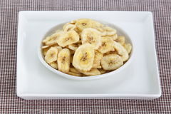 Обломоки банана Стоковое Фото