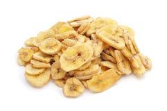 Обломоки банана Стоковое Изображение