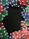 Обломоки покера VII Стоковые Фотографии RF