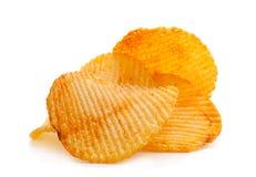 Обломоки пульсации картошки Стоковые Изображения