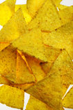 Обломоки Tortilla Стоковое Изображение