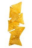 Обломоки Tortilla стоковые изображения rf