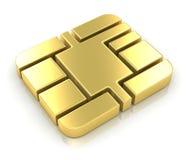 Обломок кредитной карточки Стоковая Фотография