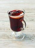 Обдумыванное вино Стоковые Изображения RF