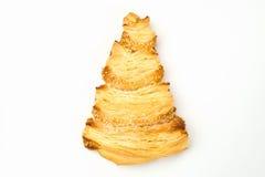 Облупленные печенья взбрызнутые с сезамом и сахаром Стоковые Фотографии RF