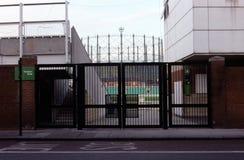 Овальная земля сверчка, Лондон Стоковое Изображение