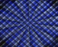 Овал взрыва голубой Стоковое Фото