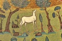 овечка бога Стоковая Фотография