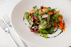 12 овоща салата Стоковое Изображение
