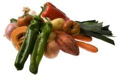 овощи группы Стоковые Фото