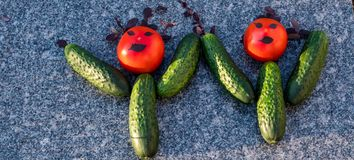Овощи для здорового питания стоковое изображение rf