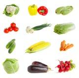 овощи еды здоровые Стоковое Изображение RF