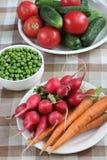 Овощи лета Стоковое фото RF