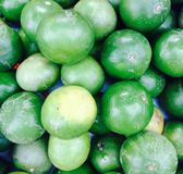 Овощи и лимон Стоковые Изображения