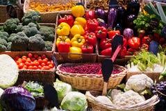 Овощи и плодоовощи стоковое фото rf